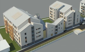 ou castle mill scheme model