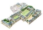 Pembroke 3D view