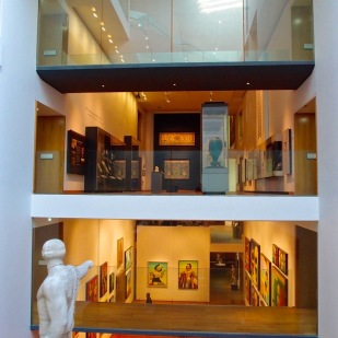 Ashmolean Museum Extension (Rick Mather 2009)