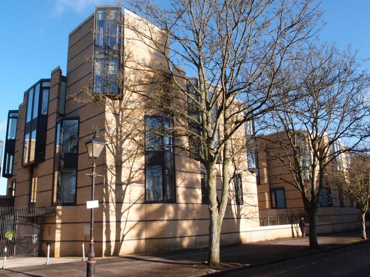 Balliol College - Jowett Buildings