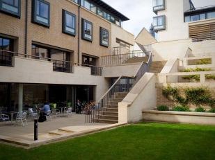 Pembroke College - Rokos Quad