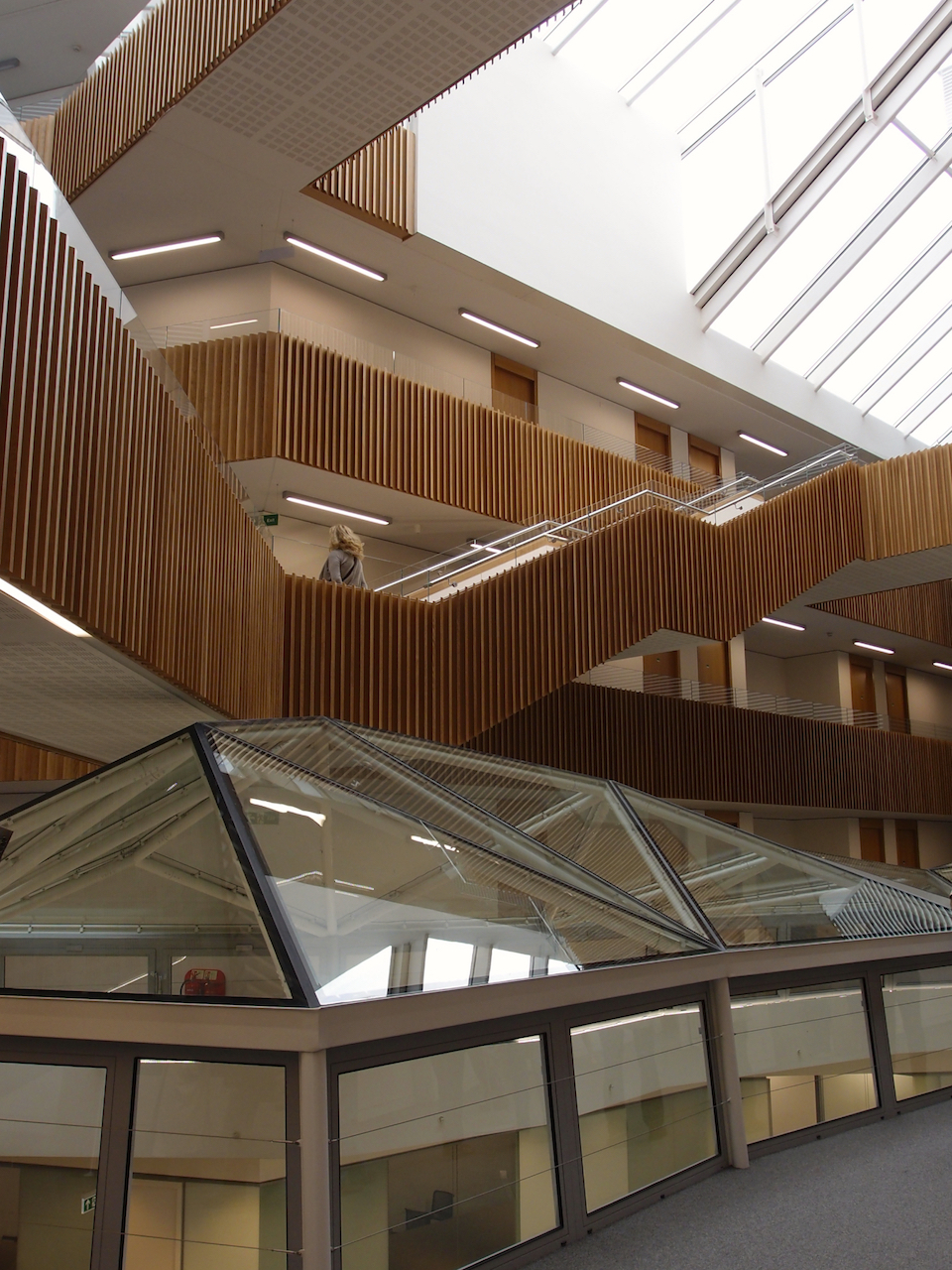 Andrew Wiles Building (Mathematical Institute)