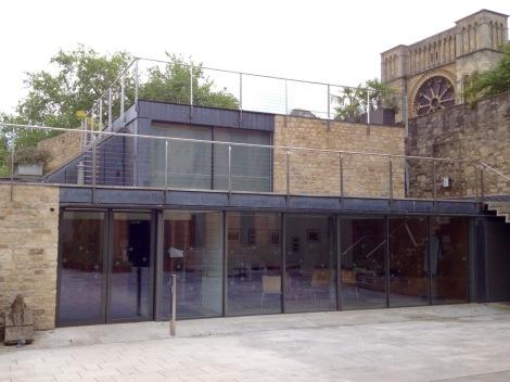 Corpus Christi College - MBI Al Jaber Building