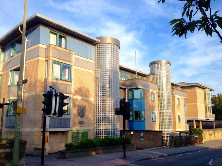 Hertford College - Graduate Centre