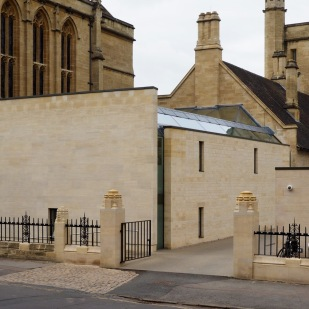 Mansfield College - East Range Kitchen