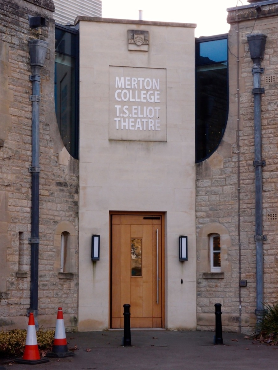 Merton College - T S Eliot Theatre