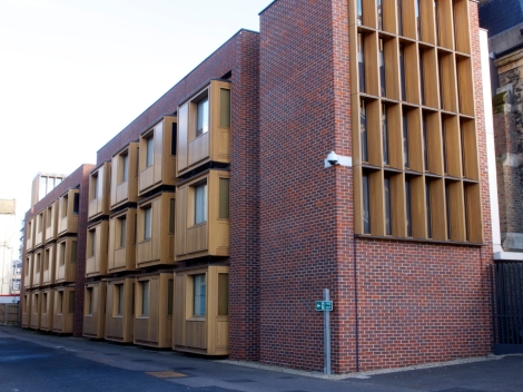 Somerville College - Student Accommodation