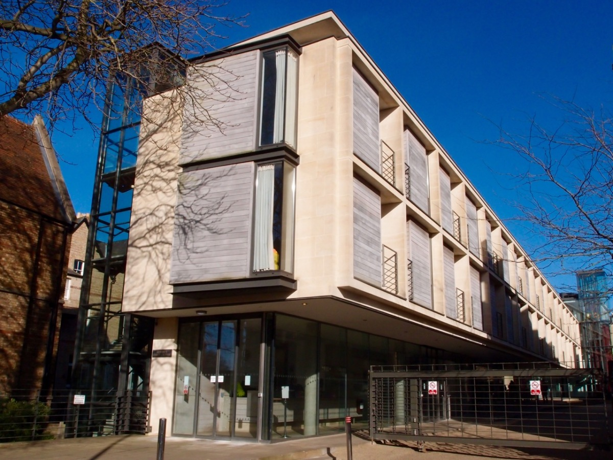St Anne's College - Ruth Deech Building