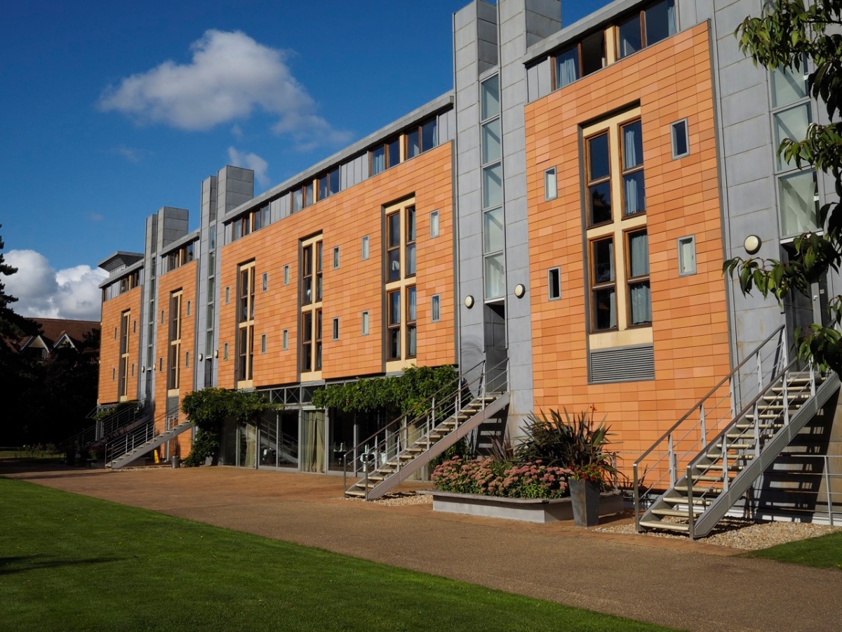St Hugh's College - Maplethorpe Building
