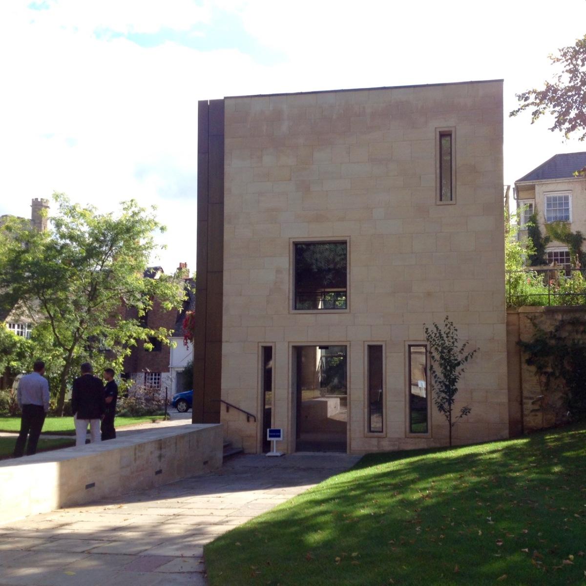 Wadham College - McCall MacBain Graduate Centre