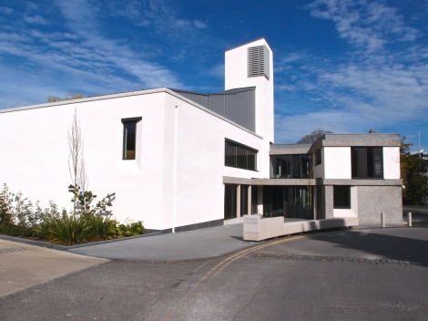 Wolfson College - Leonard Wolfson Auditorium
