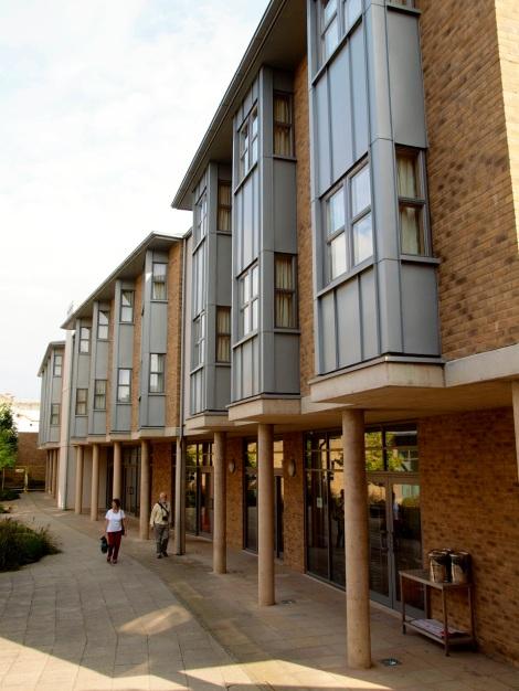 Worcester College - Ruskin Lane Building