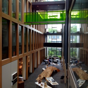 Oxford Brookes University - Abercrombie Building