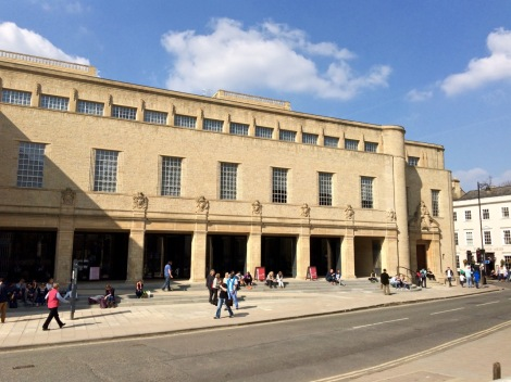 Bodleian Weston Library