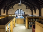 Upper reading area