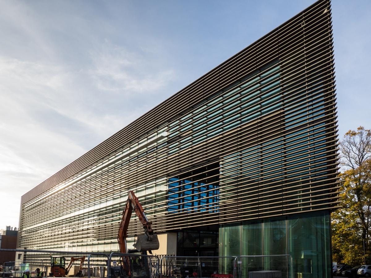 NDM Research Building