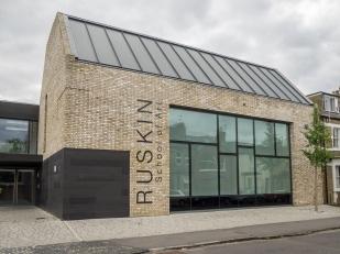 Ruskin School of Art - Bullingdon Road Building