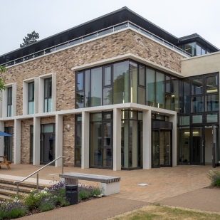 d'Overbroeks College - Sixth Form Centre (TSH Architects, 2017)